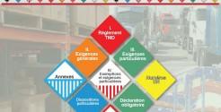 TMD - Transport de marchandises dangeureuses