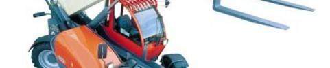 Chariot élévateur à fourches télescopiques - formation offerte par Formalourd