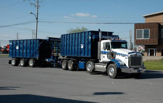 camion conteneur